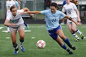 Birmingham Marian vs Regina, Girls Varsity Soccer, 6/4/14
