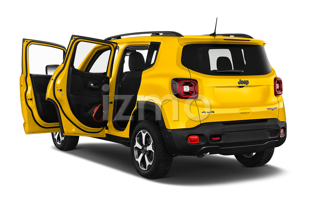 Car images of 2019 JEEP Renegade Trailhawk 5 Door SUV Doors