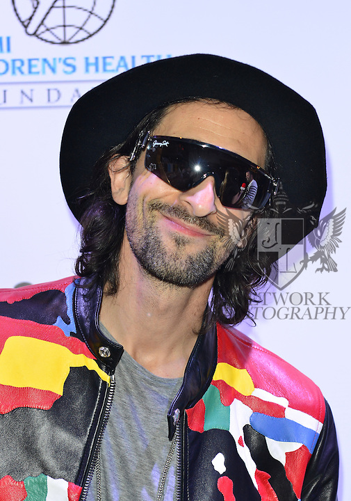 MIAMI, FL - DECEMBER 02: Adrien Brody attends Haute Living And Zacapa Rum Present Domingo Zapata at Lulu Laboratorium on Wednesday December 2, 2015 in Miami, Florida. (Photo by Johnny Louis/jlnphotography.com)