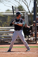 Justin Seager - Seattle Mariners 2016 spring training (Bill Mitchell)