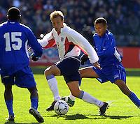 Clint Mathis, Honduras vs USA, 2002.