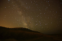 Sternenhimmel über Fisterre / Stars above the shore of Finisterra photo: Norman Rembarz photo: Norman Rembarz