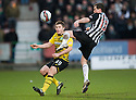 PARS PATRICK BOYLE CLEARS FROM CELTIC'S JAMES FORREST