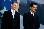 Actors Gary Sinise and Joe Mantegna co-host the the National Memorial Day Concert on the West Lawn of the United States Capitol in Washington, D.C on Sunday, May 30, 2010. .Mandatory Credit: Chad J. McNeeley - DoD via CNP