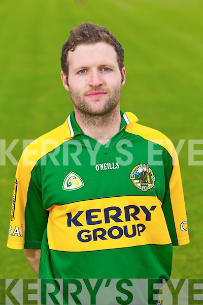 Aidan Breen member of the Kerry Junior panel 2013.