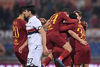 20181216 Calcio Roma Genoa Serie A