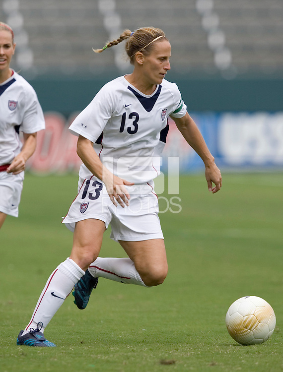 Kristine Lilly, USA Women's National Team.