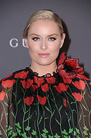 04 November  2017 - Los Angeles, California - Lindsey Vonn. 2017 LACMA Art+Film Gala held at LACMA in Los Angeles. <br /> CAP/ADM/BT<br /> &copy;BT/ADM/Capital Pictures
