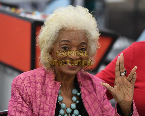MIAMI BEACH, FL - JULY 05: Nichelle Nichols at Florida Supercon held at the Miami Beach Convention Center on July 5, 2019 in Miami Beach, Florida.<br /> CAP/MPI04<br /> ©MPI04/Capital Pictures