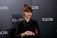 Paz Vega attends to IQOS3 presentation at Palacio de Cibeles in Madrid, Spain. February 13, 2019. (ALTERPHOTOS/A. Perez Meca) /NortePhoto.com
