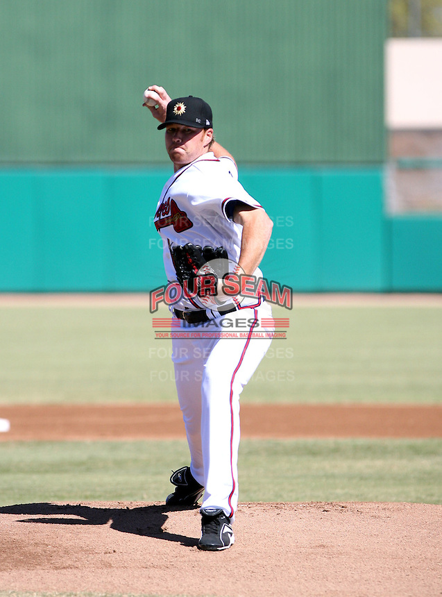 Tommy Hanson / Mesa Solar Sox 2008 Arizona Fall League..Photo by:  Bill Mitchell/Four Seam Images