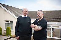 "COPY BY TOM BEDFORD<br /> Pictured L-R: Home owners Robin Waistell and Stephen Williams <br /> Re: A homeowner whose bungalow is towered over by Japanese knotweed on a railway line has won a four-year legal fight for compensation by Network Rail.<br /> Robin Waistell claimed he was unable to sell because the rail body had ignored requests to tackle the invasive weed on the bank behind his home in Maesteg.<br /> The case was seen as a likely test for homeowners whose property is blighted by knotweed on railway embankments.<br /> Network Rail said it would be ""reviewing the judgement in detail"".<br /> It is understood the rail infrastructure body was refused immediate leave to appeal against the ruling.<br /> Network Rail faces potential legal costs running into six figures after losing the case in Cardiff bought by Mr Waistell and a neighbour.<br /> Widower Mr Waistell, 70, had moved to the bungalow from Spain after his wife died.<br /> He had hoped to return to the sun, but found his property sale stymied by the knotweed growing on adjacent Network Rail land and was asking for £60,000 compensation for loss of value."