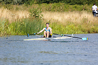 Race: 71  1x (Band 3)  SF 1<br /> <br /> Peterborough Summer Regatta 2018 - Saturday<br /> <br /> To purchase this photo, or to see pricing information for Prints and Downloads, click the blue 'Add to Cart' button at the top-right of the page.
