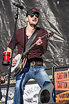 Eric Church performs at the Austin City Limits Music Festival in Austin, Texas.