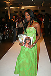 Goddess magazine Founder Love Weah attends The Unveiling of Korto Momolu's 2011 Spring Collection held at Skylight Studios, NY 9/12/10