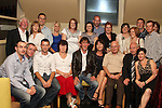 Karen Kealy with friends and family at her 40th in The Star and Crescent...Picture Jenny Matthews/Newsfile.ie