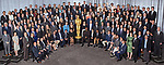 06.02.2018; Hollywood, USA: CLASS PHOTO FOR THE 90TH OSCARS.<br /> Nominees for the 90th Oscars&reg; gathered for the annual nominees luncheon at the Beverly Hilton, Beverly Hills.<br /> The class photo showed a greater diversity of nominees than in previous years.<br /> The 90th Oscars will air on Sunday, March 3, live on ABC.<br /> <br /> Front Row Left to Right: Mike Meinardus, Evelyn O&rsquo;Neill, Glen Gauthier, Ziad Doueiri, Katja Benrath, Lou Sheppard, Marco Morabito, Brad Zoern, Scott Neustadter, Laura Checkoway, Kobe Bryant, Ildik&oacute; Enyedi, Raphael Saadiq, Paul Denham Austerberry, Josh Lawson, Michael Green, Vanessa Taylor, James Mangold, Richard King and Reed Van Dyk<br /> <br /> Second Row: Thomas Lennon, Peter Spears, Sidney Wolinsky, Jacob Schuh, Scott Frank, Jan Lachauer, Scott Benza , Darla K. Anderson, Alex Gibson, Gary Rizzo, Daniel Phillips, Laurie Metcalf, Nora Twomey, David Malinowski, Luis Sequiera, Christopher Townsend, Daniel Barrett, Stephen Rosenbaum, Jeff White, Mark Bridges, Tobias Rosen, Ron Bartlett, Emily V. Gordon and Kumail Nanjiani.<br /> Third Row: Ru Kuwahata, Jonathan Amos, Douglas Urbanski, Dana Murray, Justin Paul, Richard R. Hoover, Carter Burwell, Matthew Wood, David Heilbroner, Feras Fayyad, Kate Davis, Eli Bush, Paul Machliss, Eric Fellner, Megan Ellison, Richard Jenkins, Ren Klyce, Timoth&eacute;e Chalamet, Ruben &Ouml;stlund, Shane Vieau, Dan Lausten, Elaine McMillion Sheldon, Kerrin Sheldon, Dave Mullins, Rachel Shenton, Mark Mangini, Anthony Leo and Mark Weingarten.<br /> <br /> Fourth Row: Michael Semanick, Mike Mulholland, Gabriel Grapperon, Lisa Bruce, Kazahiro Tsuji, Julie Goldman, Nathan Robitaille, Bruno Delbonnel, Victor Caire, Sally Hawkins, Diane Warren, Bryan Fogel, Lee Smith, Kevin Wilson Jr., Arjen Tuiten, Daniel Lupi, Saoirse Ronan, JoAnne Sellar, Nelson Ferreira, Ivan Mactaggart, Emilie Georges, Doug Hemphill, Katie Spencer, Daniel Kaluuya, Dennis Gassner, Lucy Sibbick, Gregg Landaker, Christian Cooke, Graham Broadbent, Max Porter, and Stuart Wilson.<br /> <br /> Fifth Row: Virgil Williams, Mar