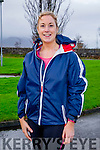 Edel Broderick part of the New Marathon Training Group  on Saturday