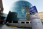 Philadelphia, Pennsylvania - An exterior view of the Emergency Room at the Childrens Hospital of Philadelphia.