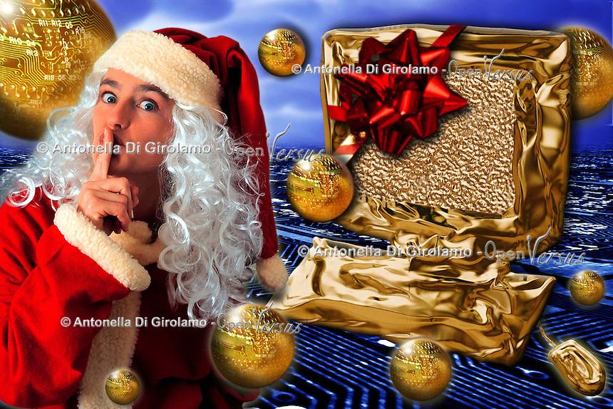 Natale. Christmas......