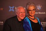 51 Festival Internacional de Cinema Fantastic de Catalunya-Sitges 2018.<br /> Closing Ceremony Gala-Red Carpet<br /> Douglas Trumbull &amp; Katharina Kubrick.