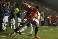Libertadores 2014 Unión Española vs San Lorenzo