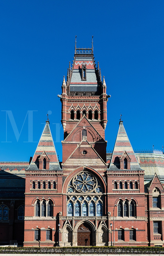 Memorial Hall, Harvard University, Cambridge, Massachusetts, USA