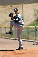 Garrett Broshuis -  2009 San Jose Giants (California League)..Photo by:  Bill Mitchell/Four Seam Images