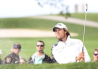 27 AN 13 Aaron Baddeley during Sunday's Third Round action  at The Farmers Insurance Open at Torrey Pines Golf Course in La Jolla, California. (photo:  kenneth e.dennis / kendennisphoto.com)