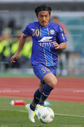 Yuki Nakajima (Zelvia), MARCH 20, 2016 - Football /Soccer : 2016 J2 League match between FC Machida Zelvia 2-1 Zweigen Kanazawa at Machida Stadium in Tokyo, Japan. (Photo by Yusuke Nakanishi/AFLO SPORT)