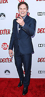 HOLLYWOOD, CA - JUNE 15: Michael C. Hall arrives at the premiere screening of Showtime's 'Dexter' Season 8 at Milk Studios on June 15, 2013 in Hollywood, California. (Photo by Celebrity Monitor)