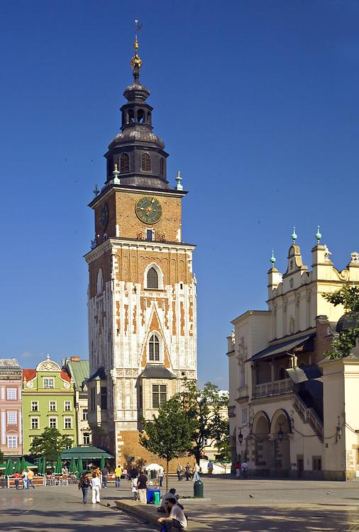 Town Hall, Cracow, Poland