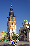 Town Hall, Cracow, Poland