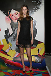 Model Alana Zimmer Attends alice+olivia by Stacey Bendet & David Choe Present a Night of Fashion and Art at 450 West 14th Street, NY