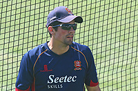 Alastair Cook of Essex during Essex CCC vs Warwickshire CCC, Specsavers County Championship Division 1 Cricket at The Cloudfm County Ground on 19th June 2017