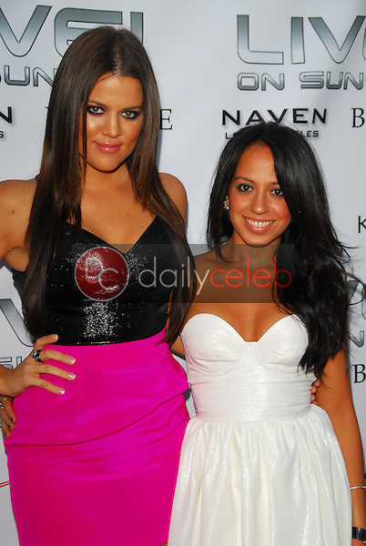 Khloe Kardashian and Debbie Moradzadeh<br />at the Naven And Boulee Fashion Event. Live! on Sunset, West Hollywood, CA. 06-30-09<br />Dave Edwards/DailyCeleb.com 818-249-4998