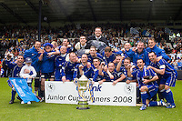2008 SCOTTISH JUNIOR CUP FINAL