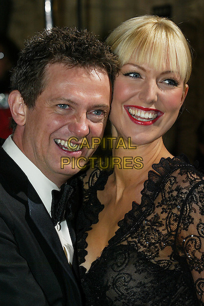 MATTHEW WRIGHT & GUEST.The National Television Awards 2006 held at the Royal Albert Hall, London, UK. - Arrivals.October 31st, 2006.Ref: DAR.headshot portrait .www.capitalpictures.com.sales@capitalpictures.com.©Darwin/Capital Pictures