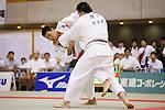 Yusei Ogawa, September 14, 2014 - Judo : All Japan Junior Judo Championships Men's +100kg Final at Saitama Prefectural Budokan, Saitama, Japan. (Photo by Yusuke Nakanishi/AFLO SPORT) [1090]