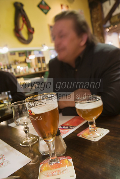 Europe/France/Nord-Pas-de-Calais/59/Nord/Douai: Bières du Nord à l' Estaminet: Le Prévert