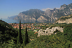 Riva del Garda sits along Lake Garda, Dolomites, northern Italy, Europe. .  John offers private photo tours in Denver, Boulder and throughout Colorado, USA.  Year-round. .  John offers private photo tours in Denver, Boulder and throughout Colorado. Year-round.