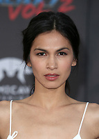 "HOLLYWOOD, CA - April 19: Elodie Yung, At Premiere Of Disney And Marvel's ""Guardians Of The Galaxy Vol. 2"" At The Dolby Theatre  In California on April 19, 2017. Credit: FS/MediaPunch"