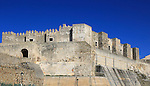 Castillo de Guzman el Bueno, Tarifa, Cadiz province, Spain