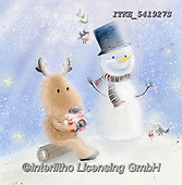 Isabella, CHRISTMAS ANIMALS, WEIHNACHTEN TIERE, NAVIDAD ANIMALES, paintings+++++,ITKE541927S,#xa#