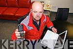 Maurice Fitzgerald from Kilmoyley warning of the latest phone scam which is stealing phone credit and destroying computers.