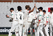 8th September 2017, Emirates Old Trafford, Manchester, England; Specsavers County Championship, Division One; Lancashire versus Essex;