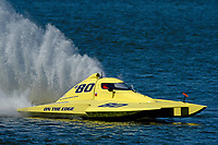 "Andrew Tate, S-80 ""On The Edge""    (2.5 Litre Stock hydroplane(s)"