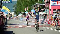 2013 Giro d'Italia.stage16..winner: Benat Intxausti (ESP)