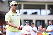 4th June 2017, Dublin, OH, USA;  Hideki Matsuyama of Japan looks on during the final round of The Memorial Tournament  at the Muirfield Village Golf Club in Dublin, OH.