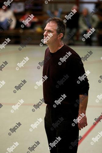 2010-01-17 / Basketbal / seizoen 2009-2010 / Antwerp Giants 2 - BBC Geel / Luc Smout..Foto: mpics